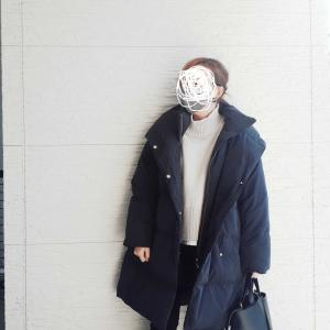 寒い日はダウン~コーデ★