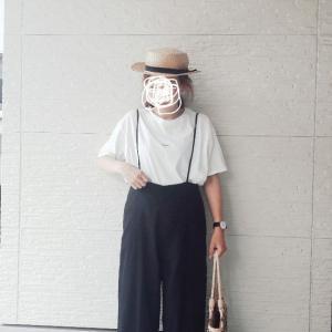 白Tシヤツ着まわしコーデ★