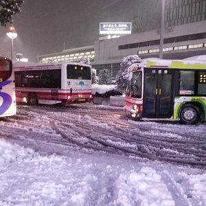 【ここは雪国?】雪が降った東京【スマホデータレスキュー】