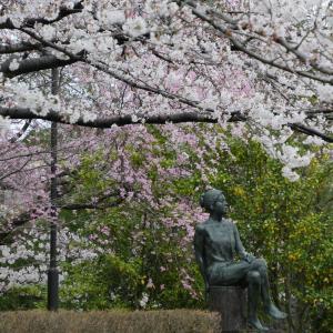 弥生さくら公園「旧金沢地方気象台」
