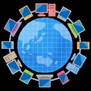 学校宿題タブレット化→インターネット環境
