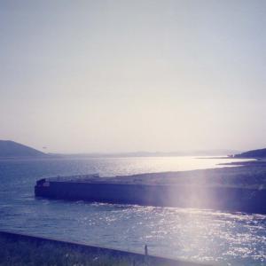 海流がド迫力のサロマ湖第二湖口