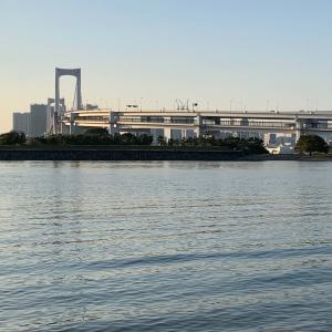 「リア充の街」お台場の海は(以前より)キレイ