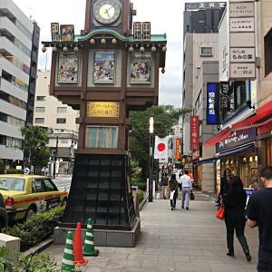 「令和」の始まりに人形町で「昭和」と出会う