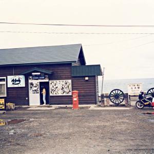 元祖、海岸に一番近い駅「北海道・北浜駅」