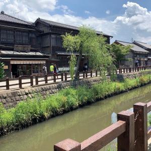 北海道を味わい小江戸を歩き再起動
