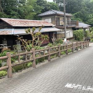 拝島を散歩する・1「R16拡幅で消えた市街地」