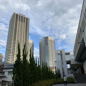 今や穴場の「新川崎」駅