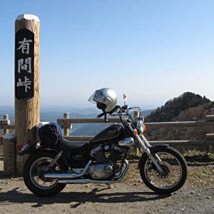 有間峠・情報は「ロードバイクでも行ける」これだけの頃