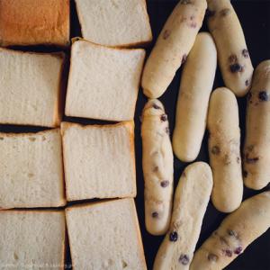 食パンとコッペパン