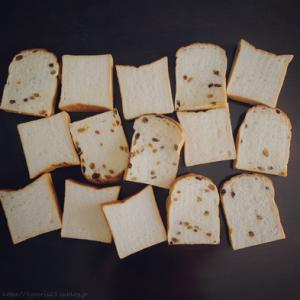 食パンとパンケーキと娘
