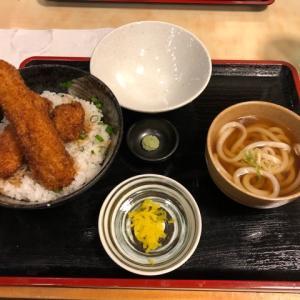 名古屋市守山区にある『わだ泉』で珍しい醤油カツ丼を食べに行ったよ。