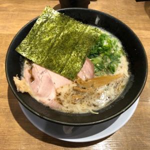 愛知県清須市にある『一番軒』でとんこつラーメンを食べましたよ。