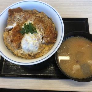 愛知県稲沢市にある『かつや』で久々にカツ丼を食べてきたよ。