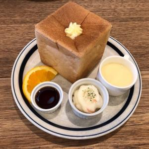 愛知県一宮市にある『CROCE(クローチェ)』で再びですがサイコロトーストのモーニング食べてきました。
