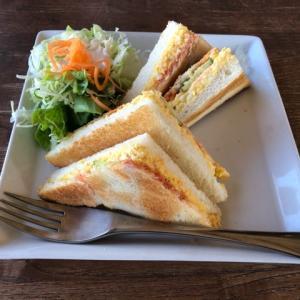岐阜県関市にある『ぷらな』で仕事中ですがモーニング食べてきました。