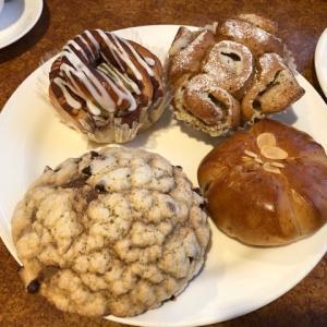 愛知県稲沢市にある『カフェ・ド・レパン』でおいしいパンを頂きました。