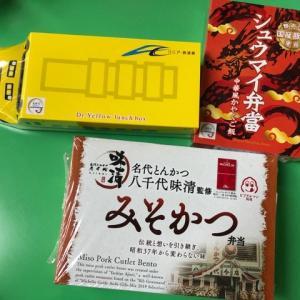 名古屋市の『リニア・鉄道館』で駅弁とうわさのアイスを食べてきました。