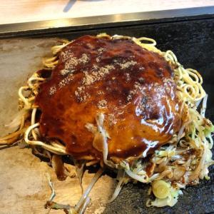 兵庫県尼崎市にある『千房』でお好み焼きを食べてきましたよ。