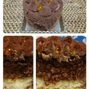 スタバのショコラディスカバリー☆ニューヨークチーズケーキ☆
