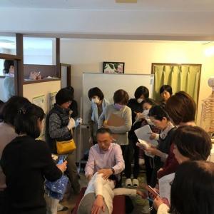 本日は【Leadセラピスト協会】川崎先生セミナーでした(・´з`・)♪