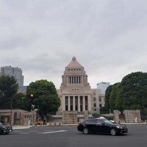 国会議事堂~皇居~日比谷公園の周りをブラブラ散歩(*^_^*)♪
