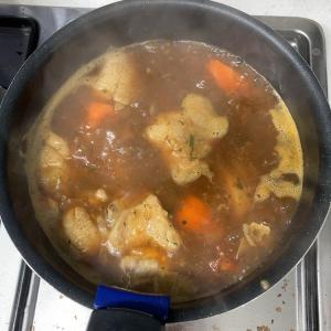 初スープカレー
