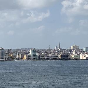 NYC&カリブ海 MSCアルモニア号 寄港地④ハバナ(キューバ)前半
