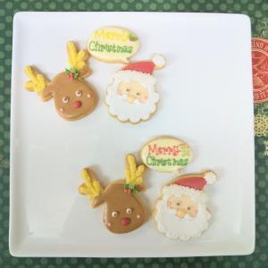 【お店売り】2020 クリスマスアイシングクッキー