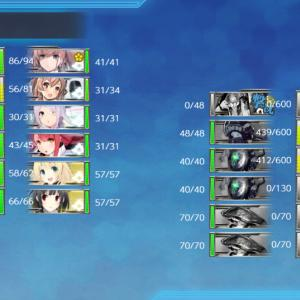E7丙『決戦!南太平洋海戦』スタート地点出現ギミック