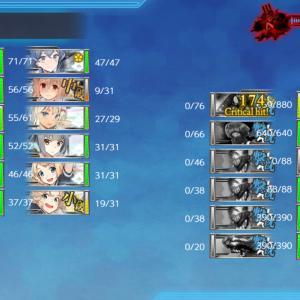 E2-3乙『カラブリア岬沖海戦』ゲージ破壊