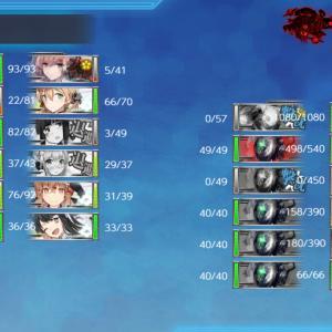 E3-4乙『増援輸送!ペデスタル作戦』ゲージ破壊