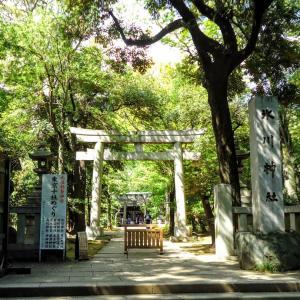 赤坂氷川神社(東京都港区)、東京ミッドタウン