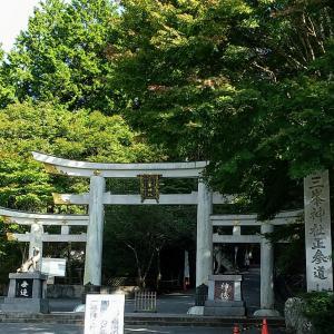 三峯神社(埼玉県秩父市)①