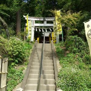 聖神社(秩父市)④