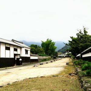 小幡の中小路と武家屋敷、道の駅「ららん藤岡」