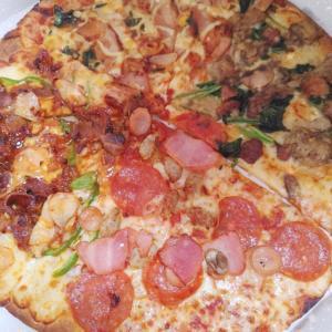 ※お昼はドミノ・ピザ※