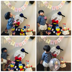 【オーダー】2歳お誕生日スペシャル