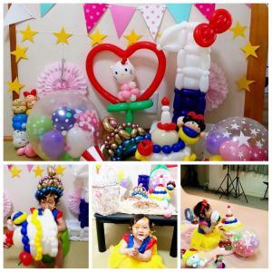 【オーダー】1歳お誕生日スペシャル