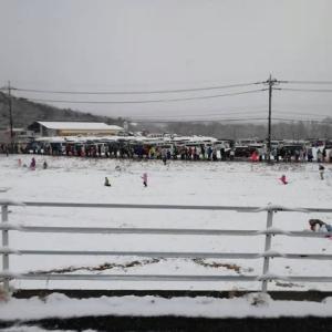 2月の雪あそび①~結果オーライ