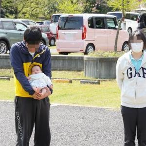 4月初めのお散歩はあいかわ公園へ②(終)~久しぶりのみ~ちゃんとちょこまかアデル