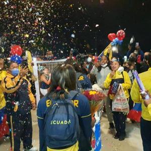 歴史的快挙!東京2020パラリンピックでエクアドルが世界記録を樹立!