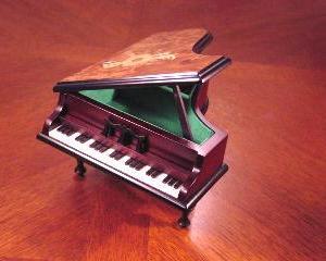 ピアノを始めた時より上手く弾けるようになった