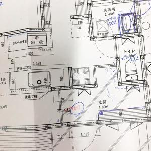 キッチンと畑を結ぶ平屋☆計画中