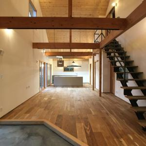 【web内覧会】那須塩原の大屋根の家