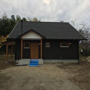 【web内覧会】大屋根の家 外観☆ スイス漆喰と板貼り