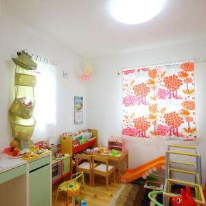 子供部屋へオススメのパインの床