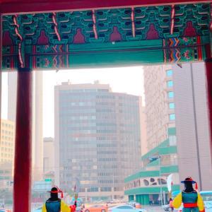『徳寿宮石垣道』歩いてみたい道 ソウル市指定第1号