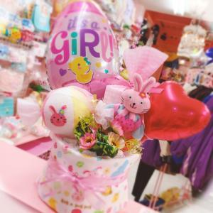 ♡ミルティ名東店♡ New!おむつケーキ☆ご出産祝いに♪♪