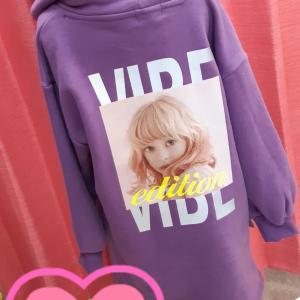 韓国子供服Milty名東店 ♡親子でオソロも出来ちゃう♪バックプリントワンピ♡